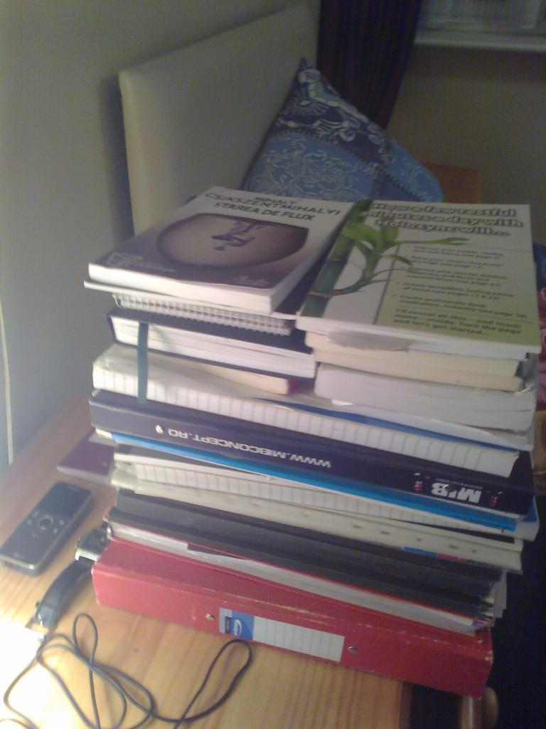 Arhiva de notite pentru evolutie