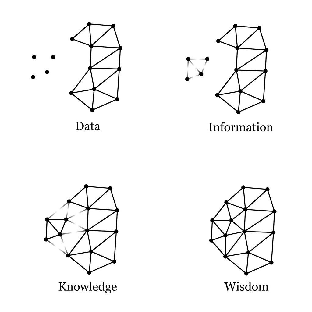 Data, Information, Knowledge, Wisdom 0.1