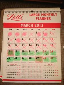 martie
